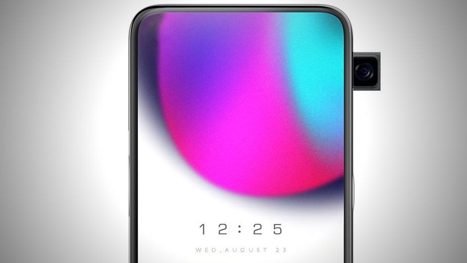 Oppo patentuje smartfon z wysuwanym z boku aparatem