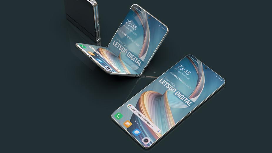 Oppo pracuje nad składanym smartfonem z 7-calowym wyświetlaczem w technologii LTPO?