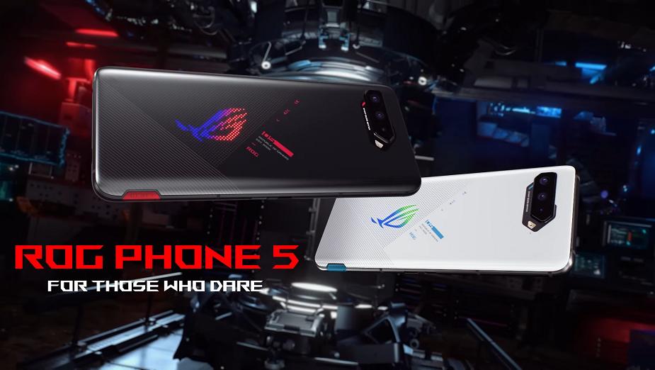 Oto ASUS ROG Phone 5 - gamingowy smartfon z 18 GB RAM na pokładzie