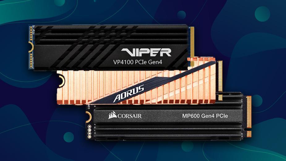 Patriot Viper VP4100, Corsair MP600 i Gigabyte Aorus NVMe Gen4 - pojedynek