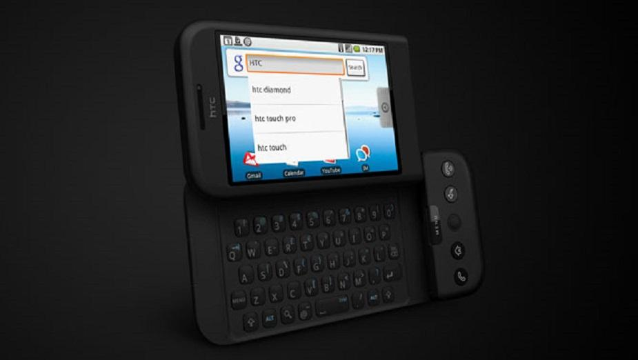 Pierwszy smartfon z Androidem zadebiutował 10 lat temu. Pamiętacie go?