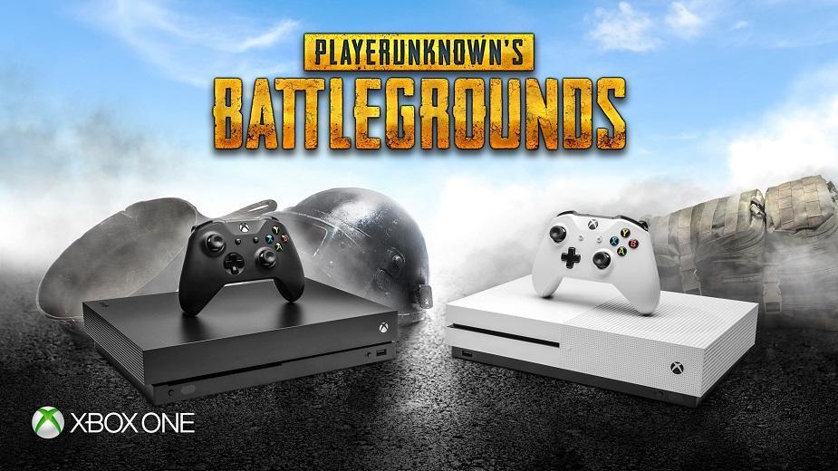 PlayerUnknown's Battlegrounds pojawi się na Xbox One 12 grudnia.