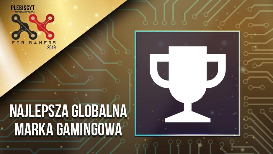 Plebiscyt For Gamers 2019. Wybieramy najlepszą globalną markę gamingową