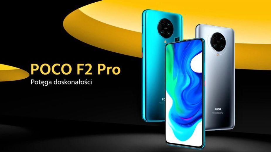 POCO F2 Pro trafia do Polski. Znamy cenę