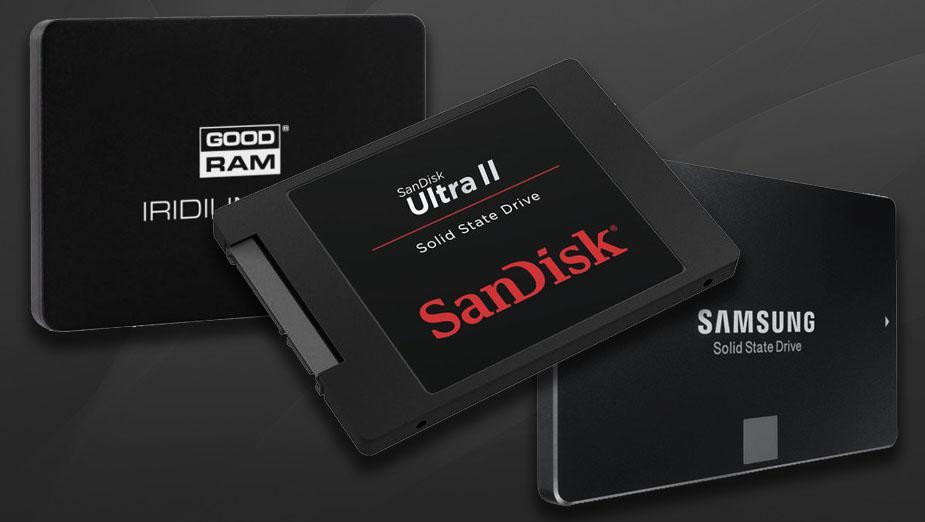 Polecane dyski SSD do 275 GB - podsumowanie 2017 roku