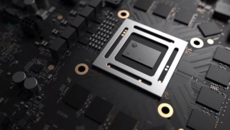 Poznaliśmy częściową specyfikację Xbox One Scorpio