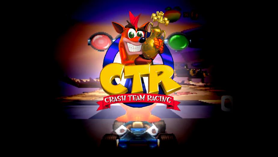 Prawdopodobnie nadchodzi remaster CTR: Crash Team Racing
