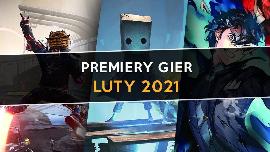 Premiery gier – luty 2021