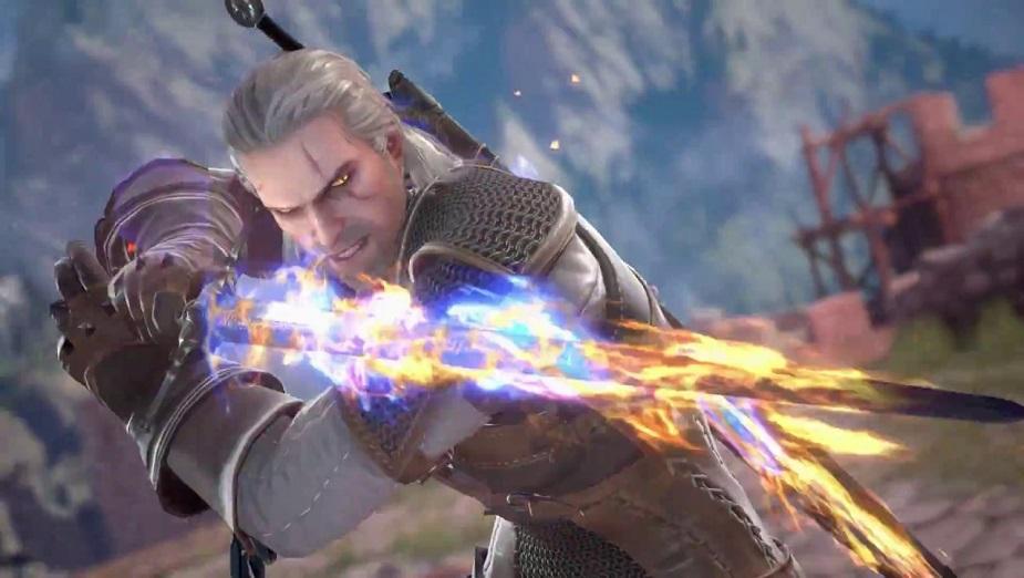 Producent Soulcalibur VI docenia jakość Wiedźmina