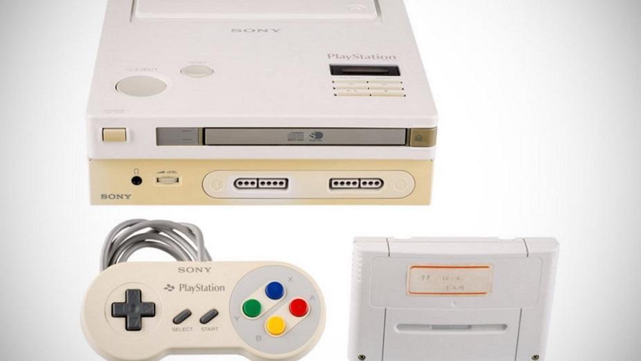 Prototyp Nintendo PlayStation trafił na aukcję