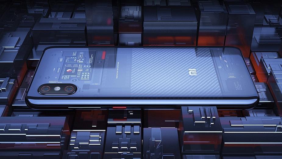 Przezroczysta obudowa w Xiaomi Mi 8 to fake?