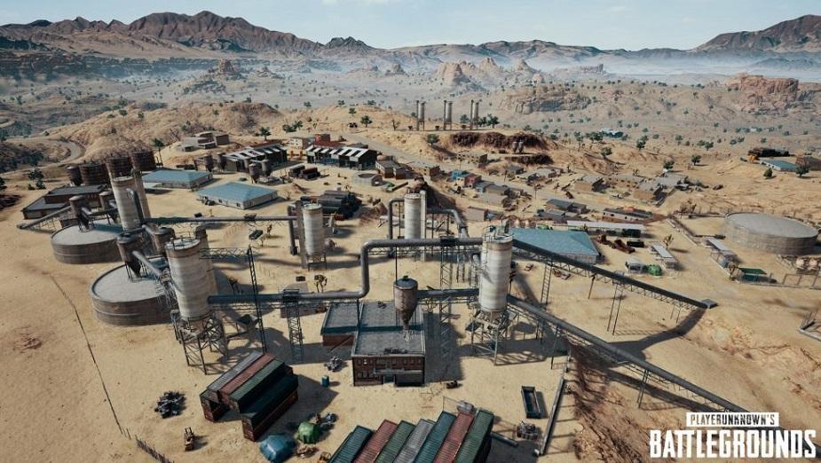 Pustynna mapa do PUBG na Xbox One pojawi się w przyszłym miesiącu