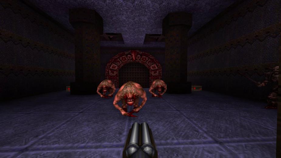 Quake - kultowa gra powróciła w odświeżonej formie. Gra już dostępna