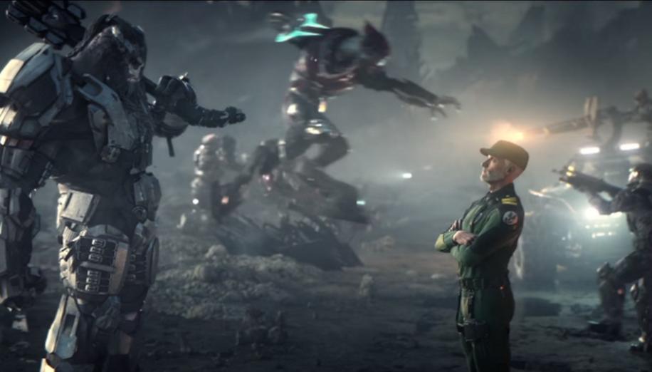 """""""Epicki"""" trailer Halo Wars 2 w następnym tygodniu"""