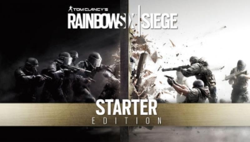 Rainbow Six Siege przechodzi na model F2P (prawie)