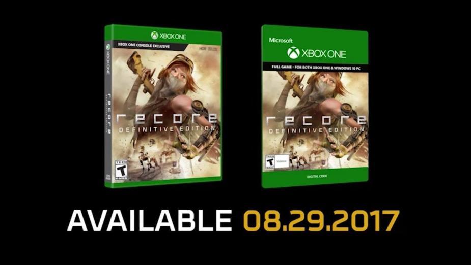 ReCore Definitive Edition z HDR, poprawkami, nową zawartością już niebawem?