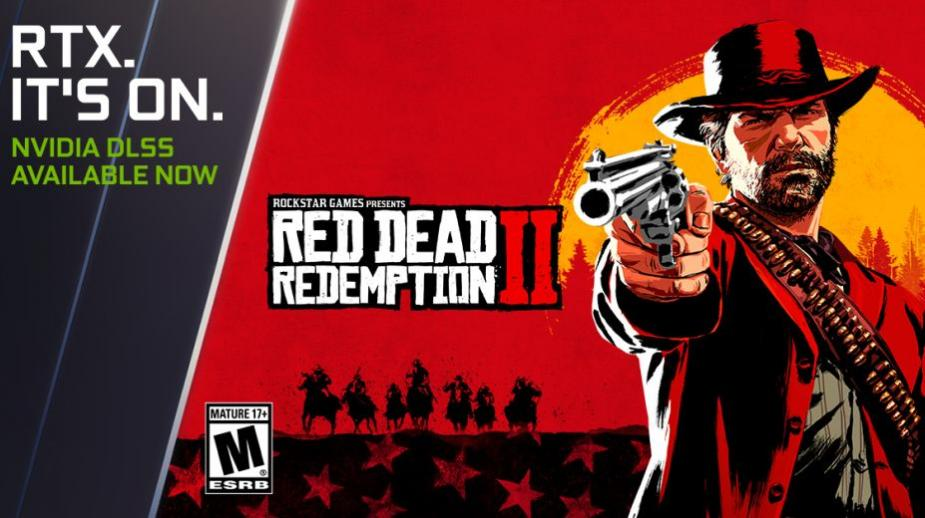 Red Dead Redemption 2 w końcu ze wsparciem dla DLSS. Bardzo duży wzrost wydajności