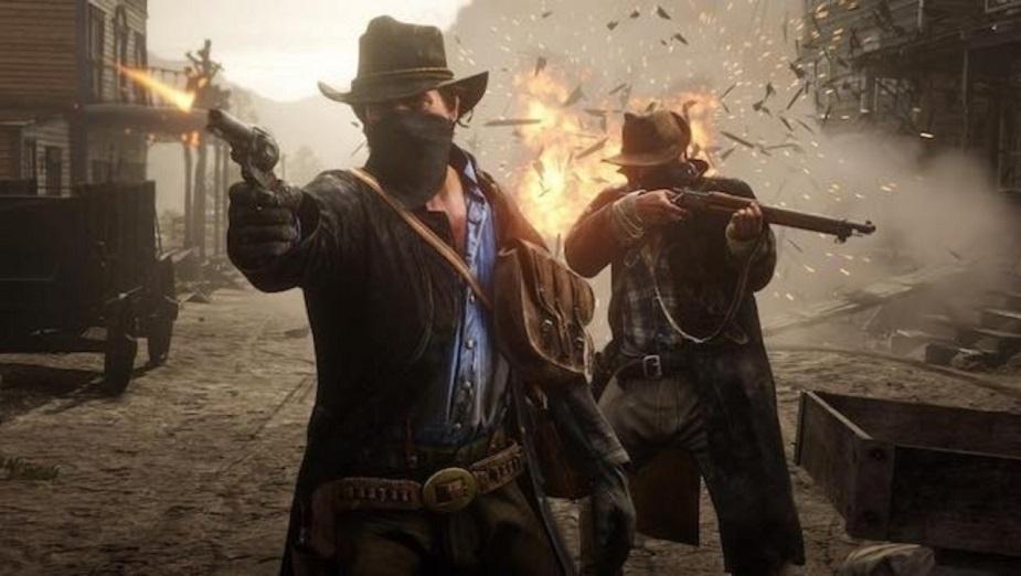Red Dead Redemption 2 - wyciek gameplayu i mapy świata gry