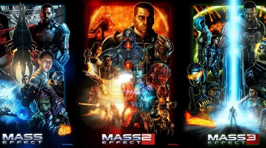 Remaster trylogii Mass Efect to coś więcej niż plotka...