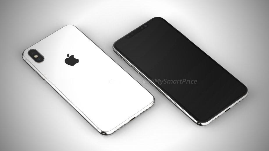 Rendery nowych iPhone'ów - jednak nie wszystkie modele z OLED-ami