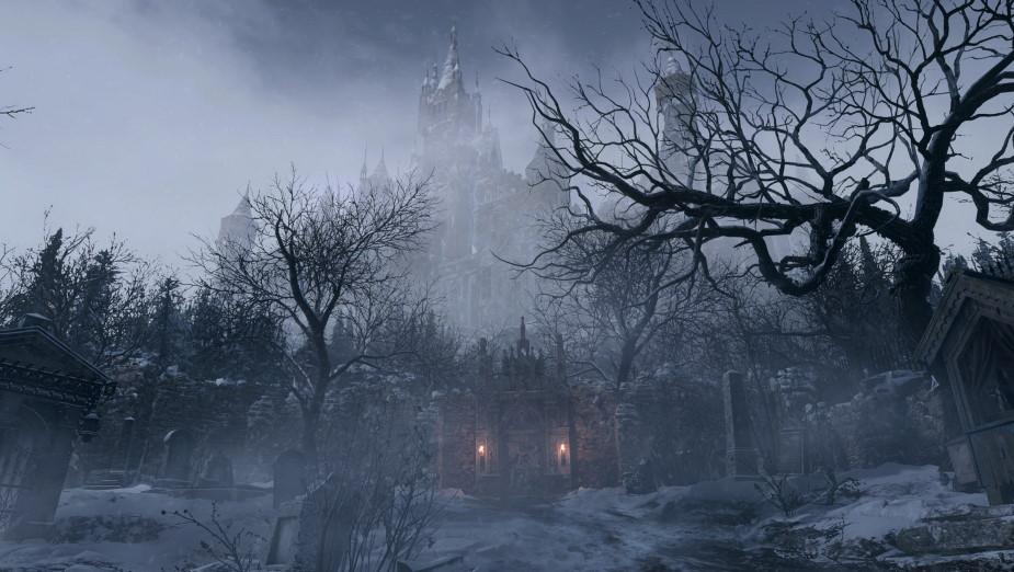 Resident Evil Village na PlayStation 5 z dynamicznym 4K i Ray Tracingiem