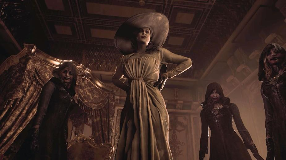 Resident Evil Village oskarżone o plagiat potworów z filmu. Twórca ma konkretny dowód