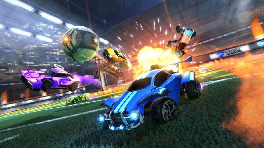 Rocket League 23 września przechodzi na free-to-play
