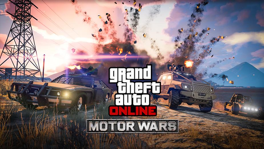 """Rozgrywka z PUBG w GTA Online? – tryb battle royal trafia z DLC """"Przemyt"""""""