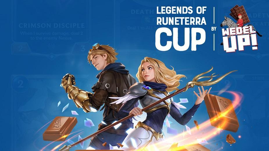 Ruszają turnieje Teamfight Tactics i Legends of Runeterra by Wedel Up!