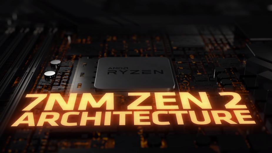 Ryzen 7 3700X przetestowany w 3DMarku, zawstydza Core i9-9900K
