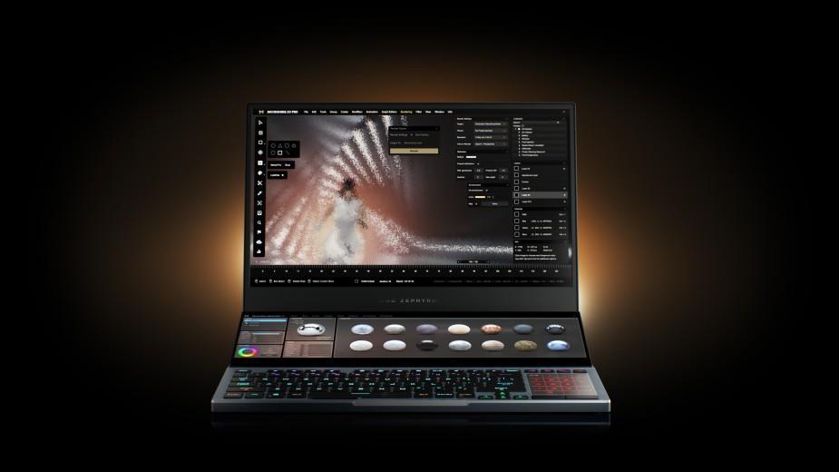 Ryzen 9 5900HX i 5900HS pojawią się w laptopach z układami graficznymi NVIDIA RTX 3090, 3080 i 3060
