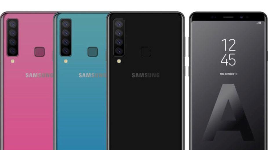 Samsung Galaxy A9 Star Pro otrzyma aż 4 aparaty z tyłu