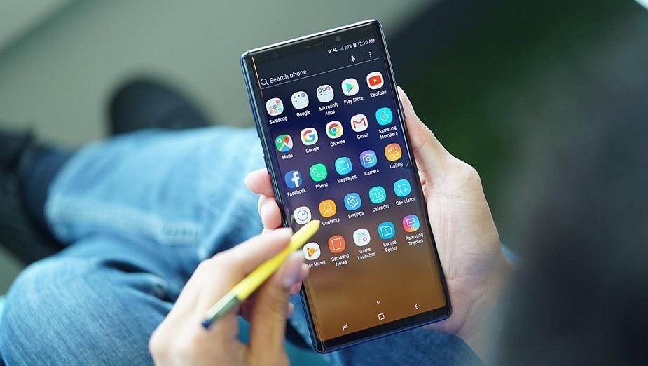 Samsung Galaxy Note 10 ze wsparciem 5G i ekranem 4K?