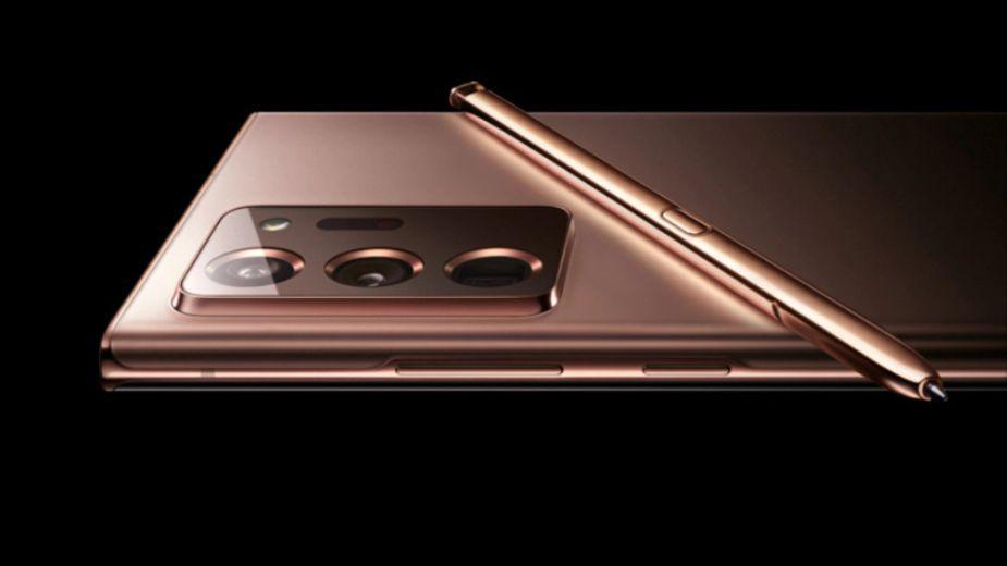 Samsung Galaxy Note 20 Ultra wyciekł na stronie Samsunga
