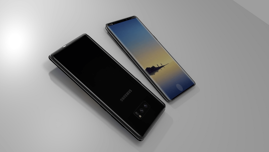 Samsung Galaxy Note 9 otrzyma dość pojemny akumulator