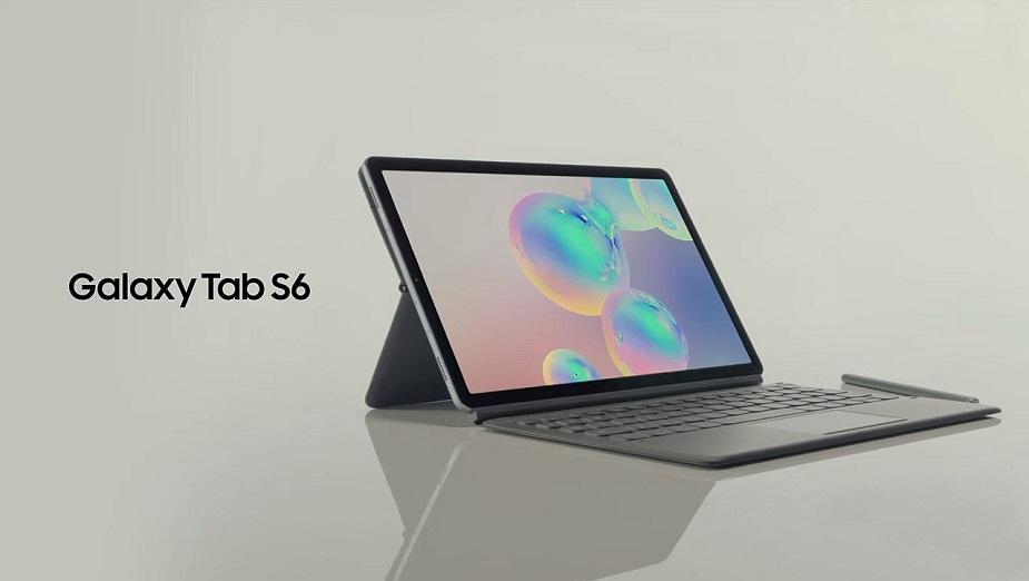 Samsung Galaxy Tab S6 5G dostrzeżony na stronie producenta