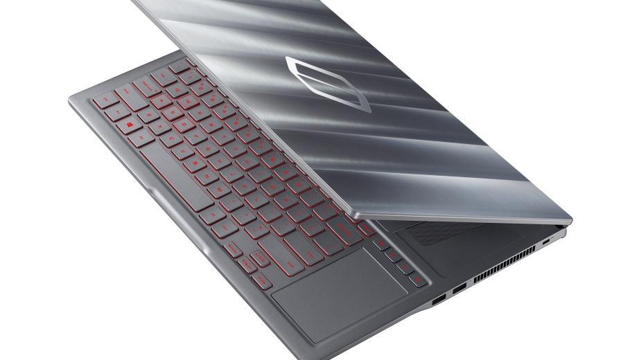 Samsung Odyssey Z - 6-rdzeniowe Core i7, GeForce GTX 1060 i komora parowa