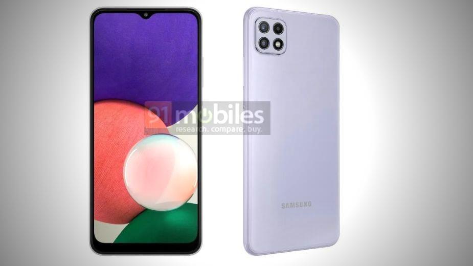 Samsung szykuje budżetowy smartfon z 5G - Galaxy A22