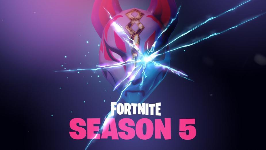 Sezon piąty Fortnite już na serwerze!