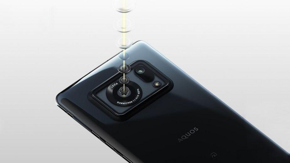 Sharp zapowiada smartfon Aquos R6 z panelem 240 Hz ogromnym sensorem aparatu