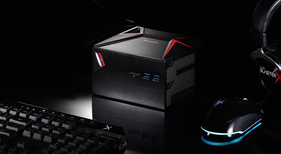 Shuttle szykuje gamingowy mini PC pod VR i 4K