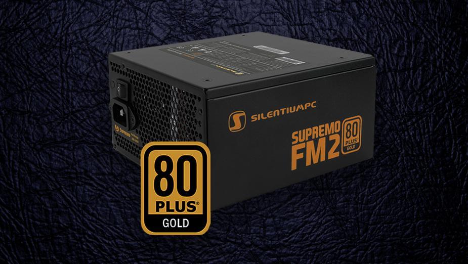SilentiumPC Supremo FM2 Gold 750 W - najlepszy w swojej cenie