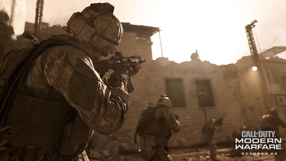 Silnik Call of Duty: Modern Warfare i kolejnych odsłon stworzyli Polacy