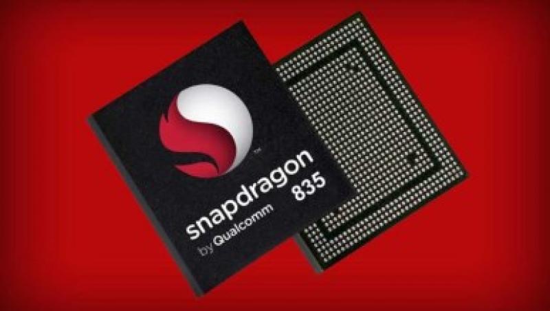 Snapdragon 835 z maksymalnym taktowaniem 2,45 GHz