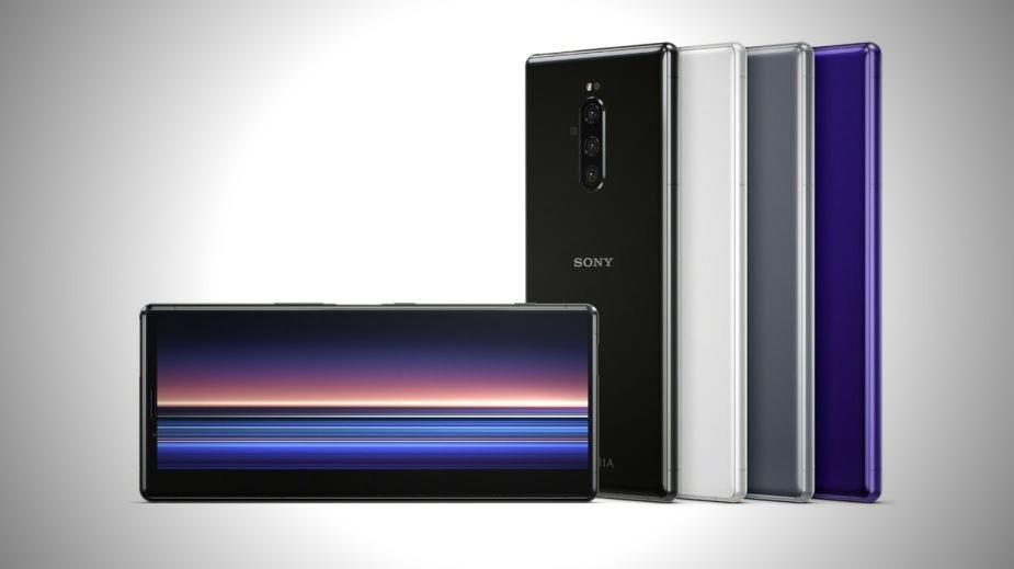Sony Xperia 1 to pierwszy smartfon z panelem OLED 4K i kinowymi proporcjami