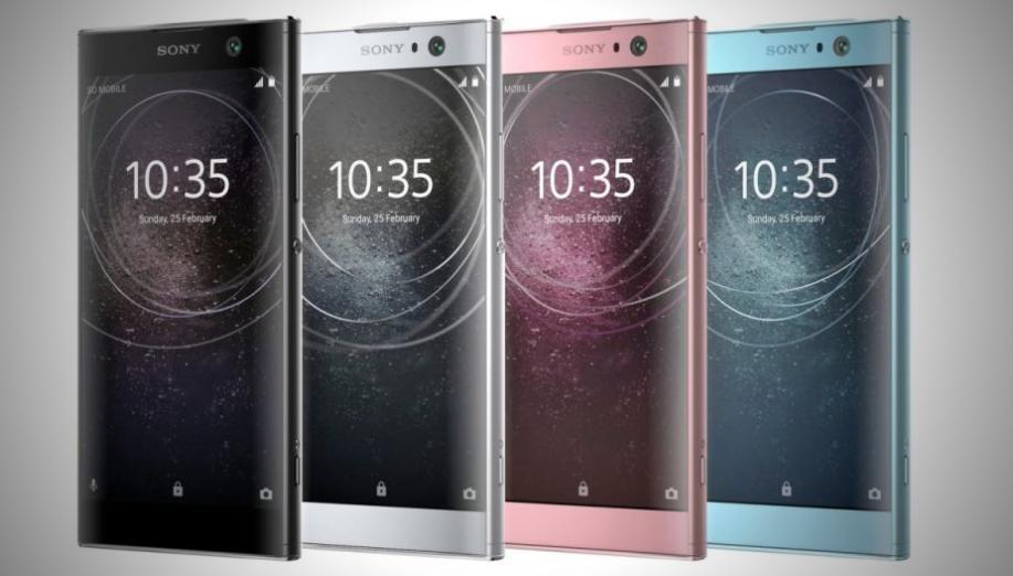 Sony Xperia XA2, XA2 Ultra i L2 - rendery i specyfikacja smartfonów