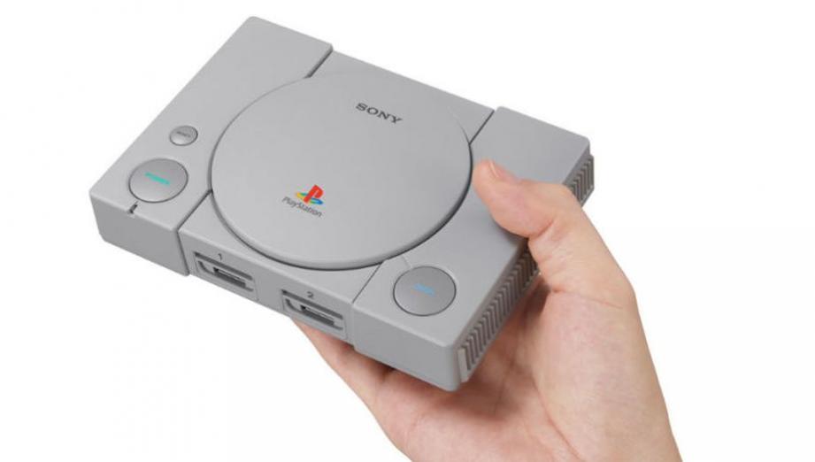 Sony zapowiada PlayStation Classic - konsola będzie nowym retro hitem?