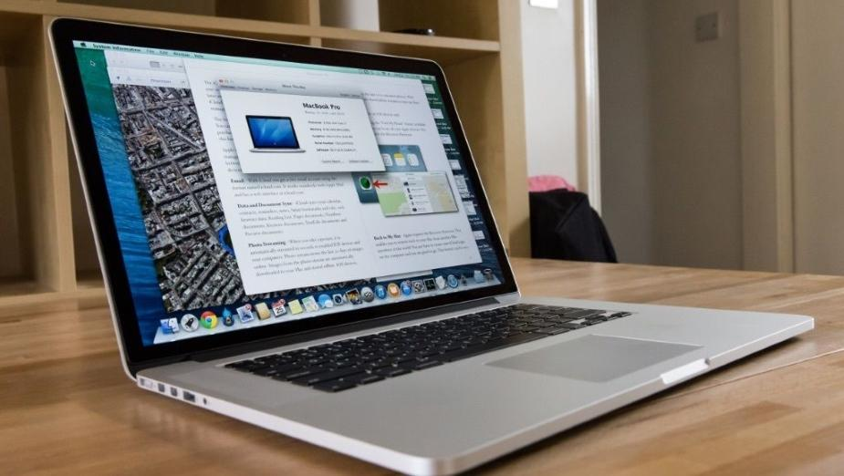 Sprzedaż laptopów wzrasta dzięki nowym MacBookom Pro