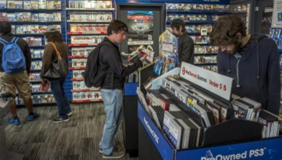 Sprzedaż pudełkowych wersji gier spada na rzecz cyfrowej dystrybucji