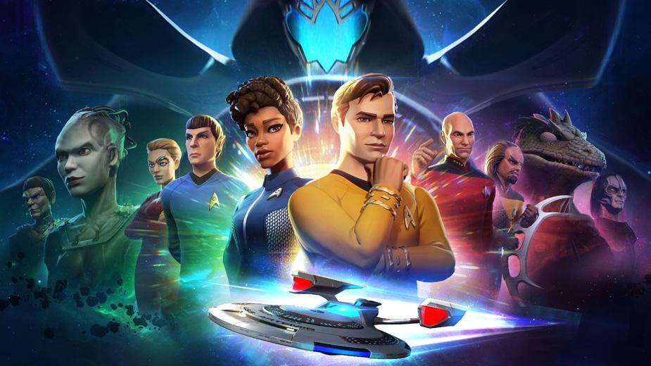 Star Trek: Legends - gra dla fanów Star Treka, której można pozazdrościć właścicielom iPhone'ów